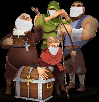 Robin Hood No deposit Bonus at Stakers